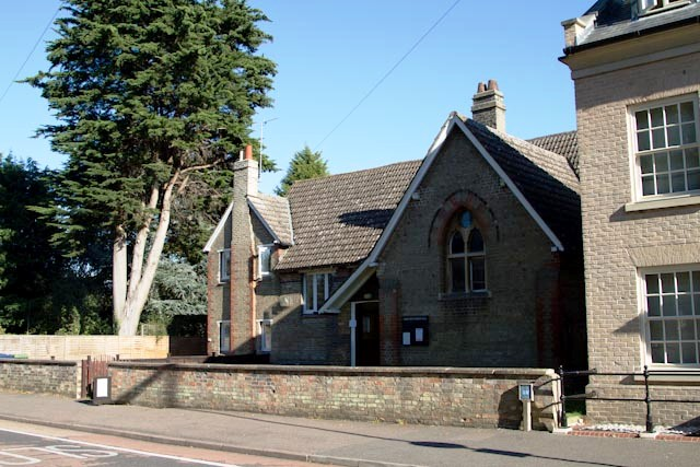 Parish Hall – outside