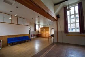 Parish Hall – inside