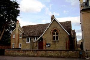 All Saints Parish Hall