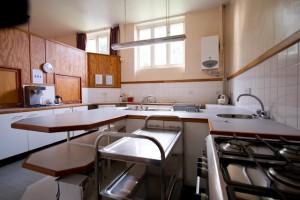 Parish Hall - Kitchen